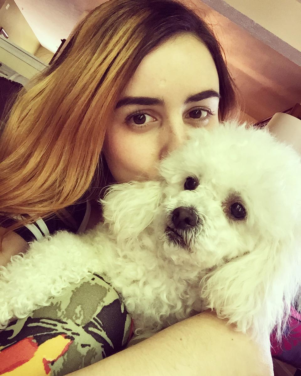 Savannah and me